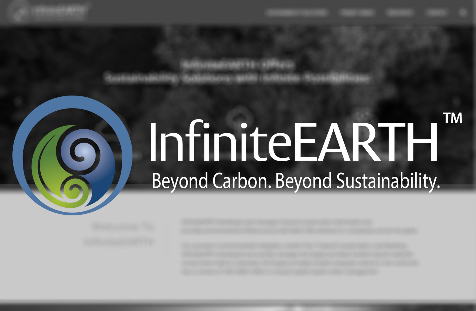 InfinitEARTH is a Tropical Conservation Land Bank offering Triple-Gold Certified REDD+ Carbon Credits | InfiniteEARTH is an EnVision Corporation Environmental Incubator Project